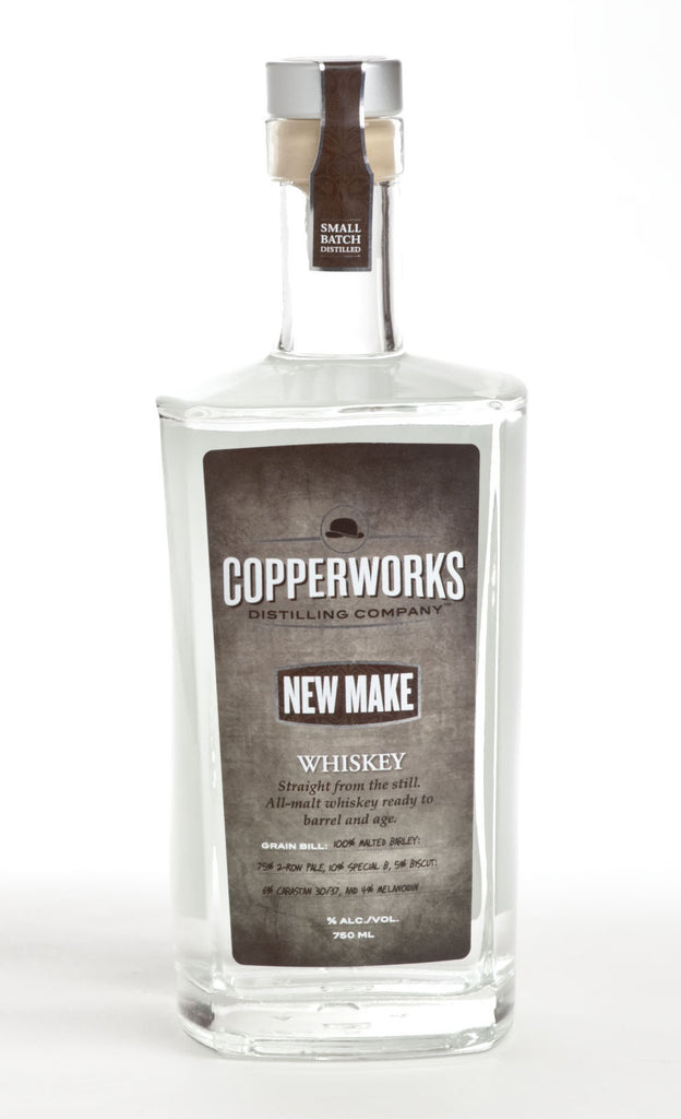 Copperworks New Make (750ml)