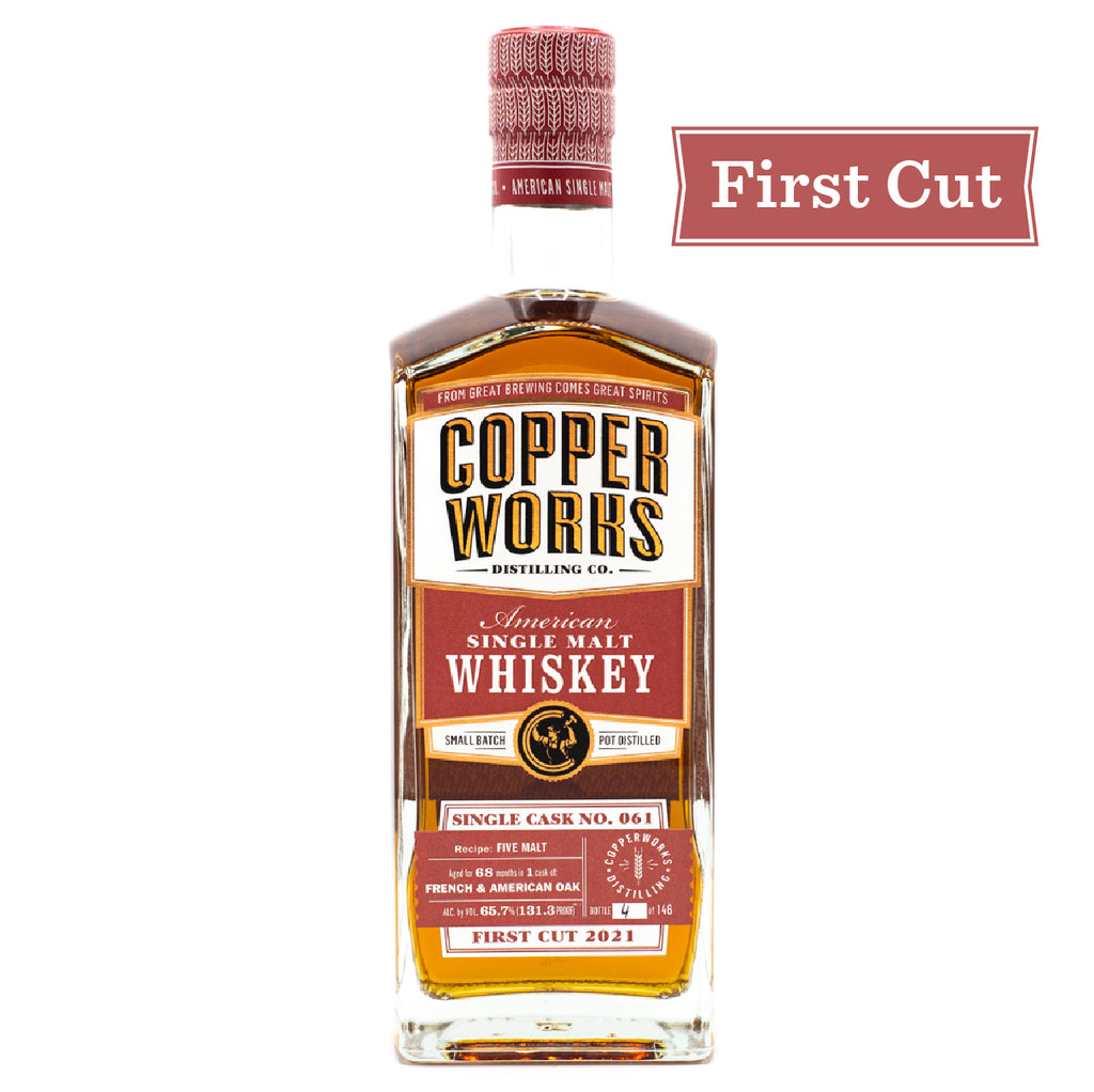 Copperworks First Cut 2021 Subscription