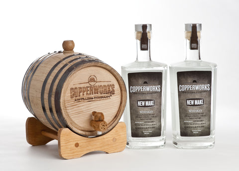 Copperworks Whiskey Aging Kit