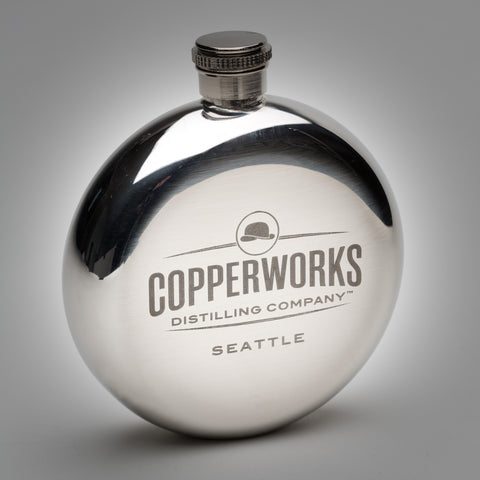 Copperworks Flask