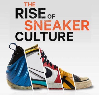 Air Jordan's and the Rise of Sneaker Culture