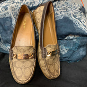 Coach Loafers Jacquard 6.5 - PopRock Vintage. The cool quotes t-shirt store.
