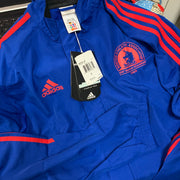 "ADIDAS ""Boston Marathon 2005"" Jacket L - PopRock Vintage. The cool quotes t-shirt store."