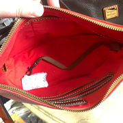 DOONEY & BOURKE NWT Red Bag - PopRock Vintage. The cool quotes t-shirt store.