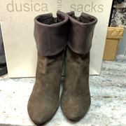 CLEARANCE! DUSICA SACKS (Orig.$212) Boots 38 8.5 - PopRock Vintage. The cool quotes t-shirt store.