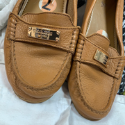 "COACH Tan Loafers ""Fredrica"" 7 - PopRock Vintage. The cool quotes t-shirt store."