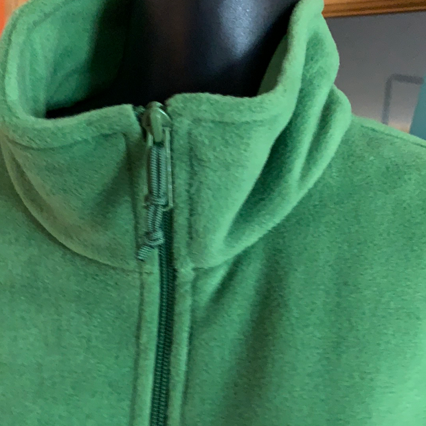 COLUMBIA NEW Men's Green Fleece Jacket L - PopRock Vintage. The cool quotes t-shirt store.