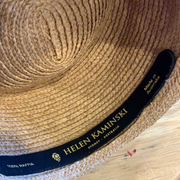 HELEN KAMINSKI Australia Woven Sun Hat - PopRock Vintage. The cool quotes t-shirt store.