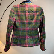 Boden British Tweed Womens Jacket 4 - PopRock Vintage. The cool quotes t-shirt store.