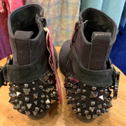 PRICE DROP! VINCE CAMUTO Spiked Studded Boots 6 - PopRock Vintage. The cool quotes t-shirt store.