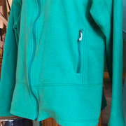 PATAGONIA Teal Fleece Jacket XL - PopRock Vintage. The cool quotes t-shirt store.