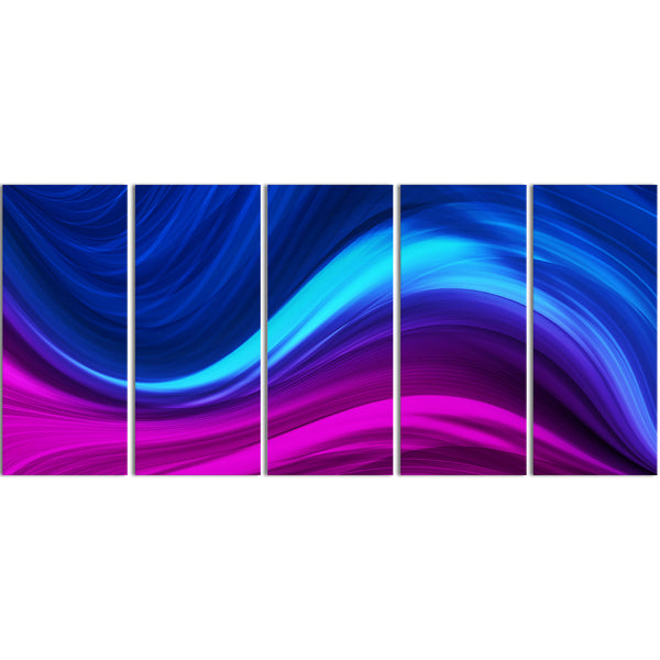 Complete Harmony Canvas Abstract Wall Art Print