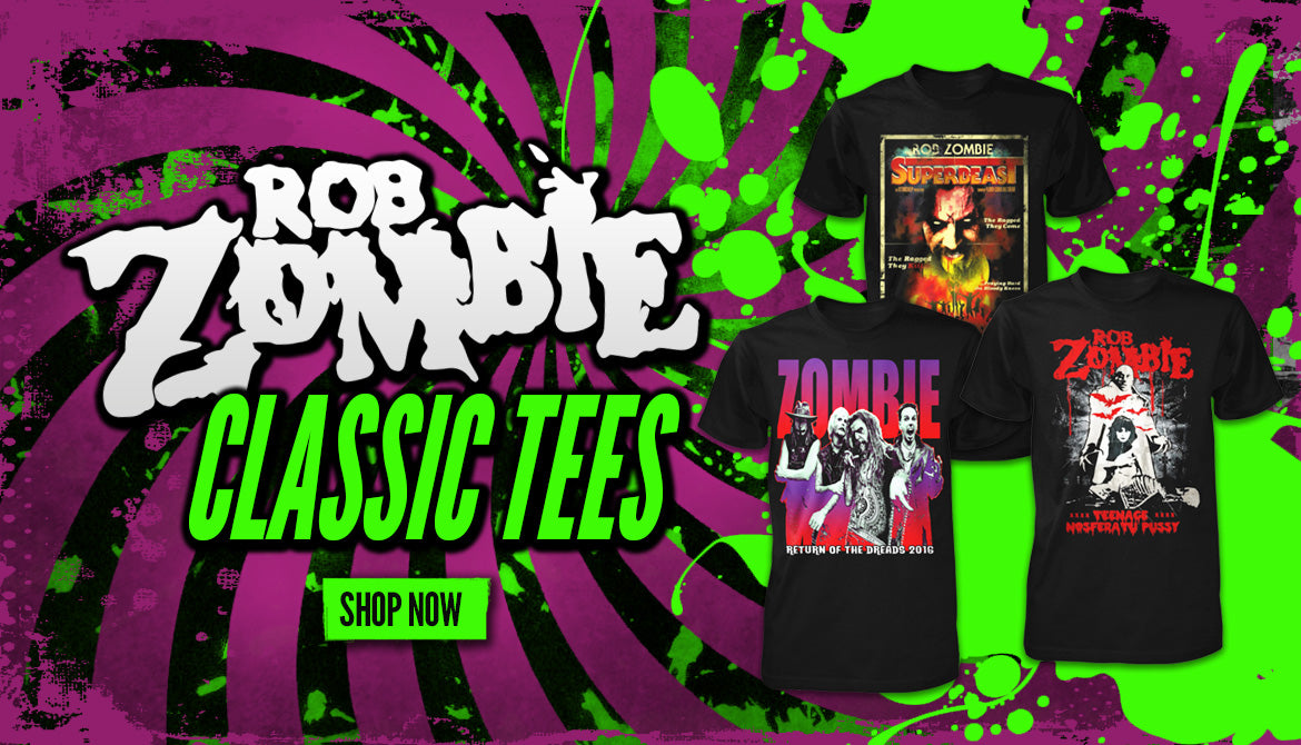 Rob Zombie Official Online Store Rob Zombie Store