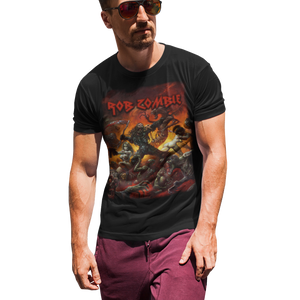 Rob Zombie Battle Tee