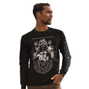 Devil Man Long Sleeve Tee