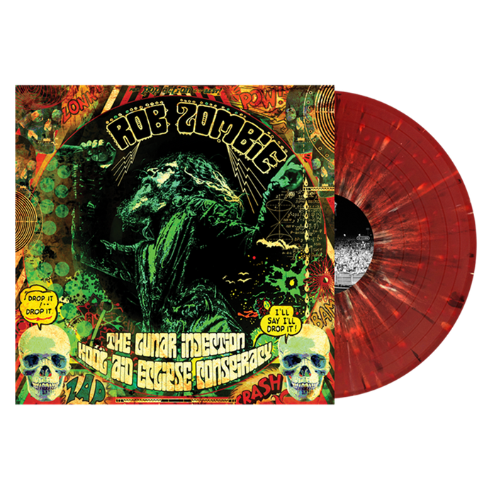 Lunar Injection Kool Aid Eclipse Conspiracy Exclusive Standard LP
