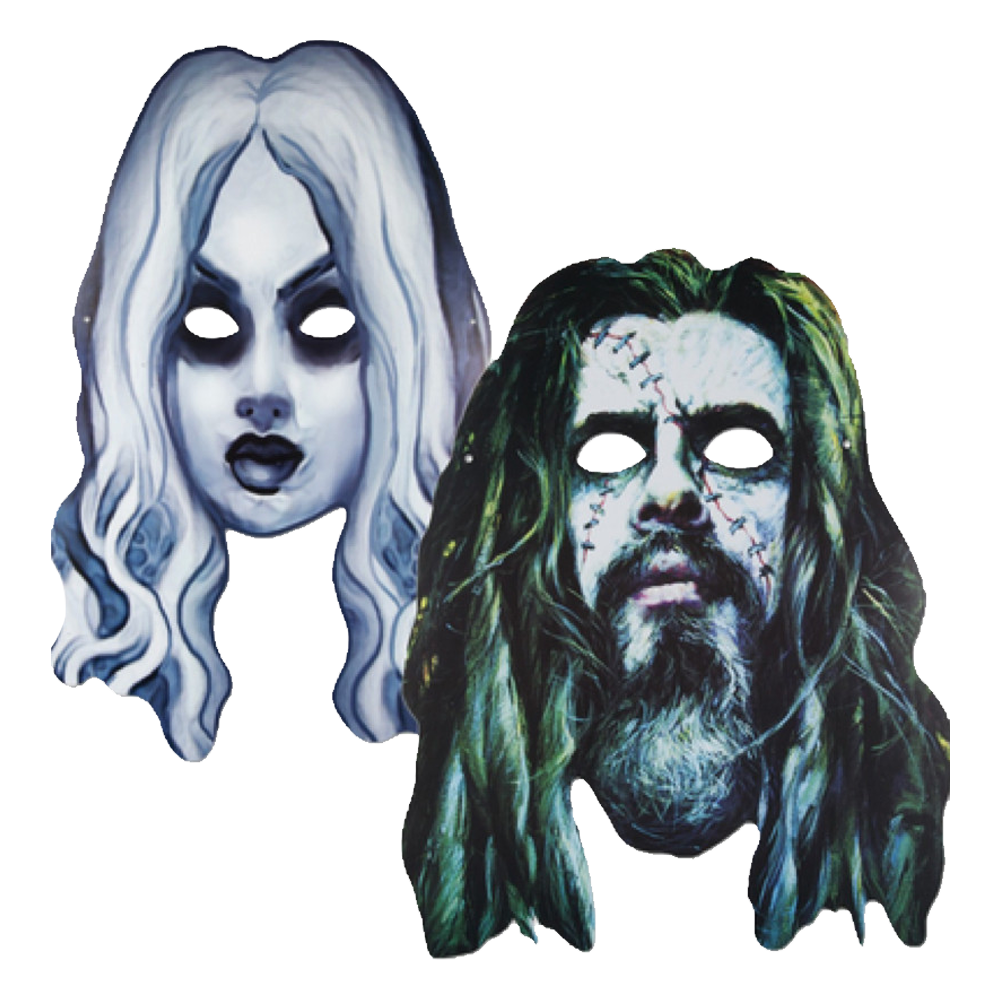 Halloween Masks – Rob Zombie Store