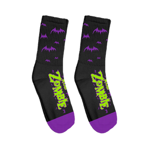 Bat Logo Socks