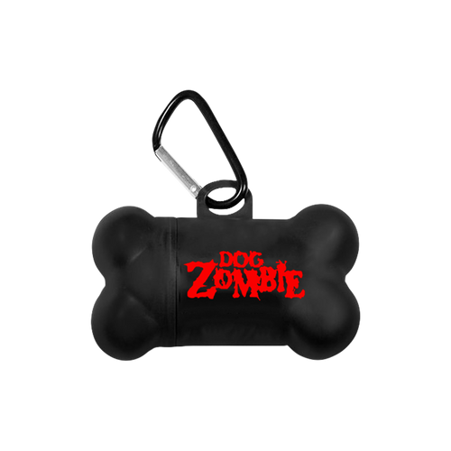 Dog Zombie Dog Pickup Bag Dispenser