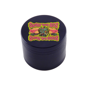 Smoke Your Grass Black Grinder