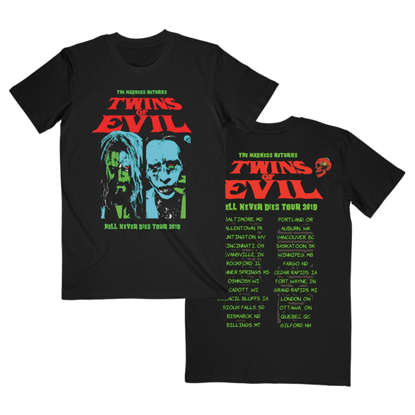 Hell Never Dies Tour Tee