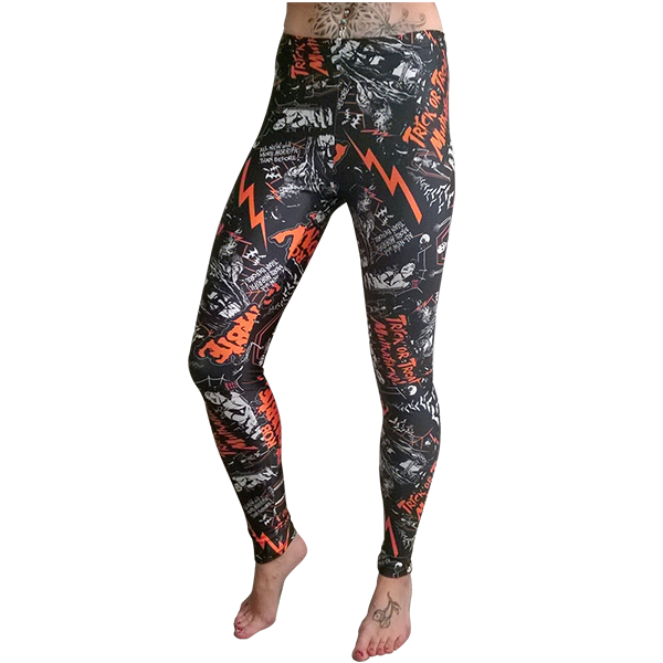 Trick or Treat Leggings