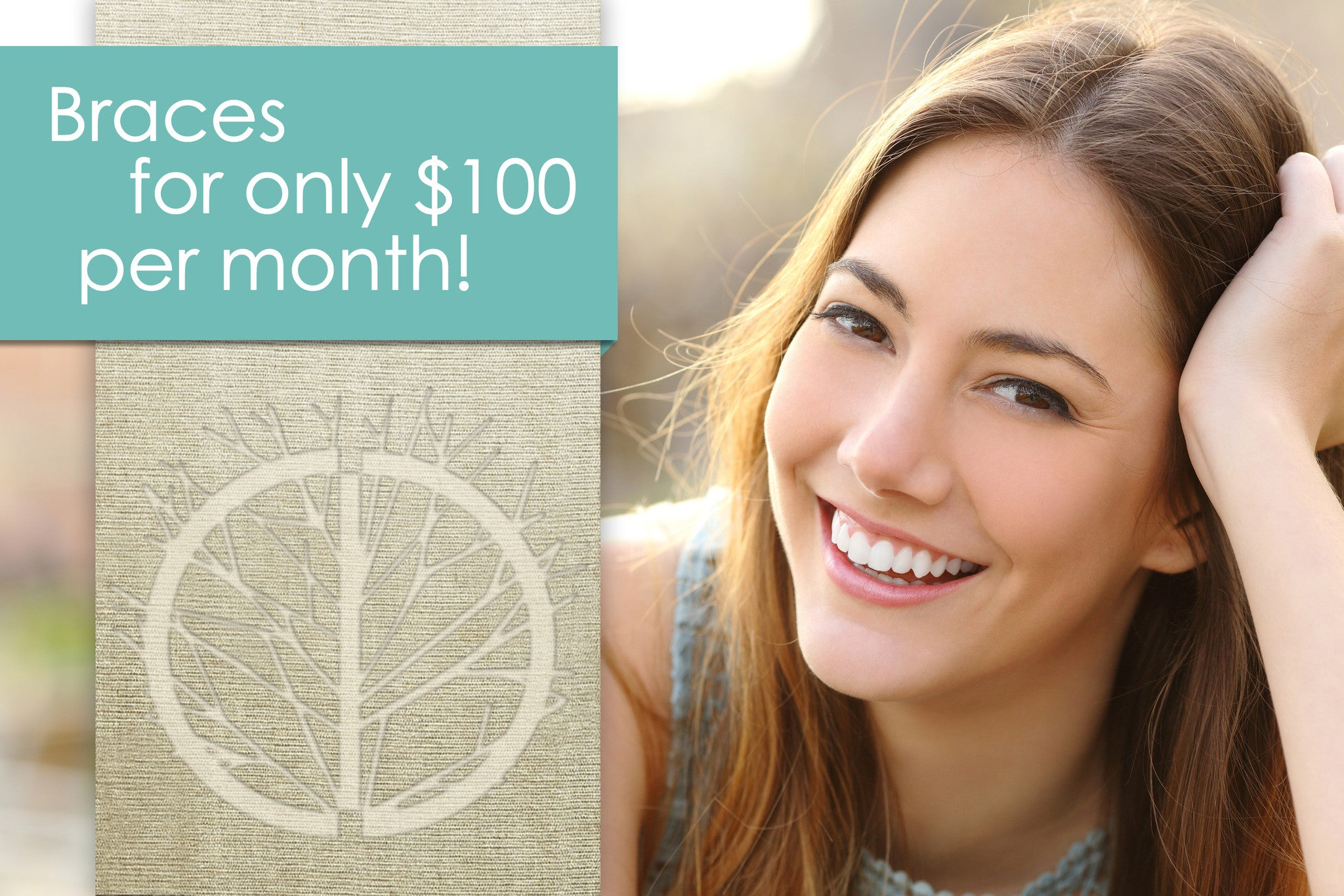 Get Braces for $100/mo in Bend, Oregon from Distinctive Dentistry