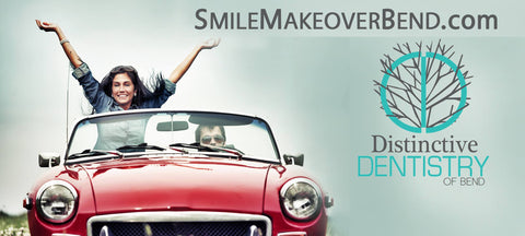 Smile Makeover Bend Test Drive Your Smile Distinctive Dentistry Health Confidence Travel