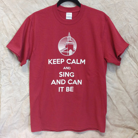 Keep Calm Tshirt