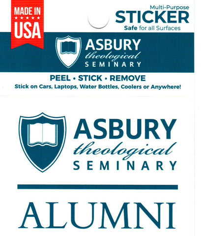 Alumni Sticker