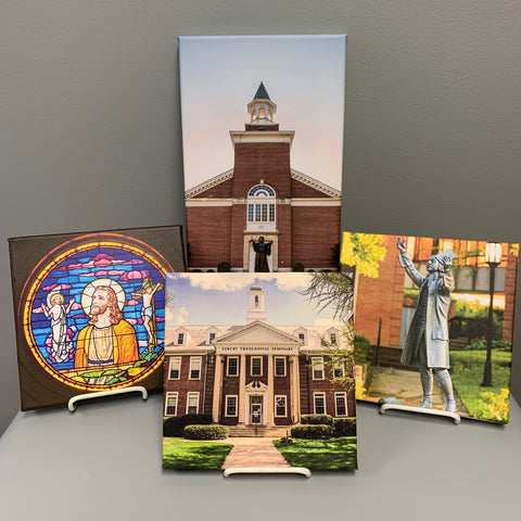 Asbury Seminary Canvas Art