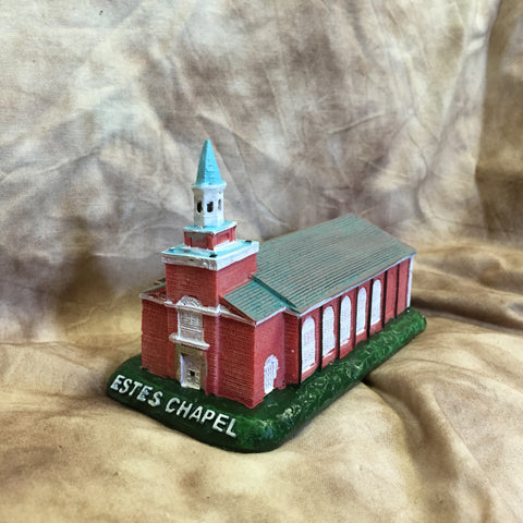 Estes Chapel Miniature Keepsake