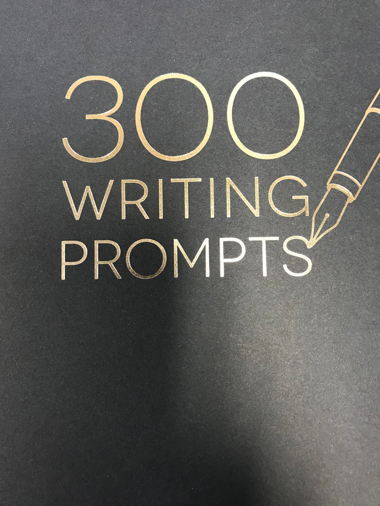 300 Writing Prompts