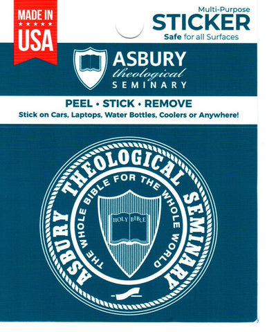 Seminary Seal Sticker