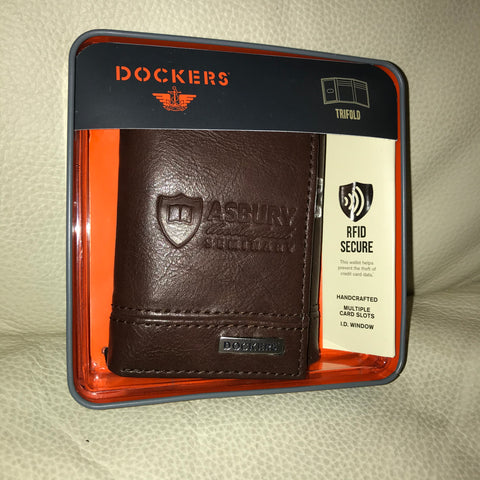 Men's Dockers® Leather Trifold Wallet
