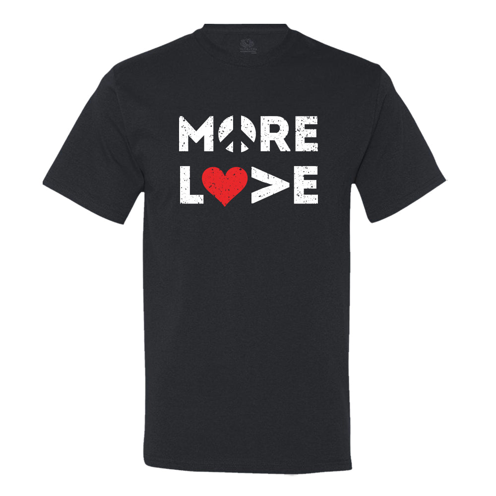 MORE LOVE - Men's Tee