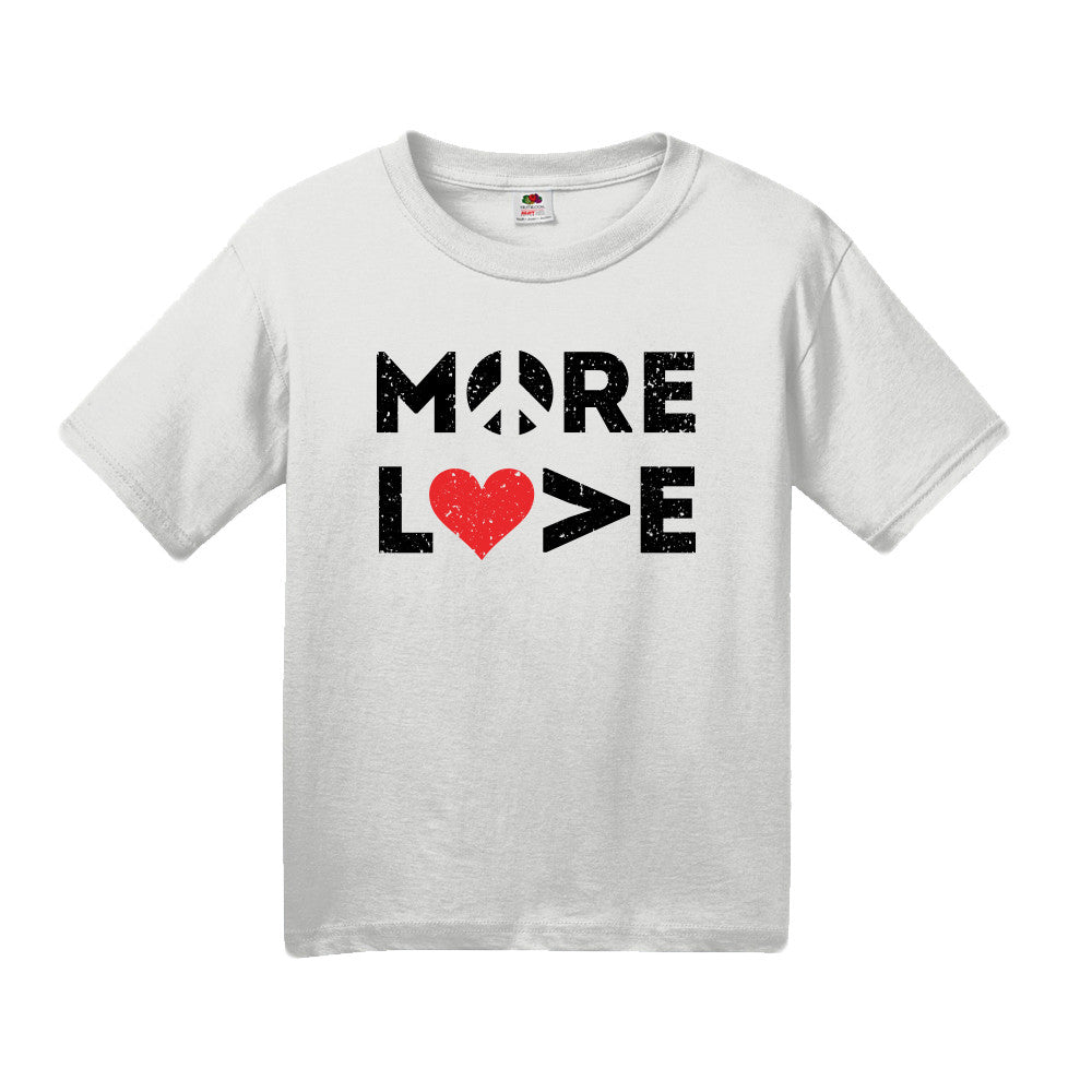 MORE LOVE - Youth Tee