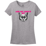 Ask Me About My Pussy T-Shirt