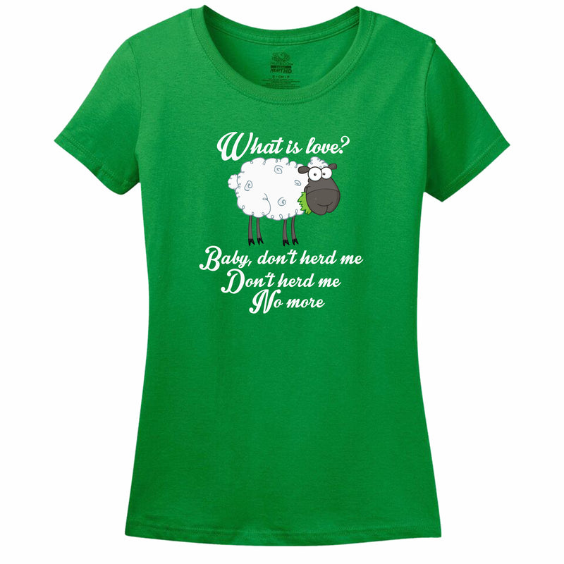 Baby, Don't Herd Me Women's T-Shirt