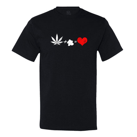 Geek Girl Heart - Women's T-Shirt