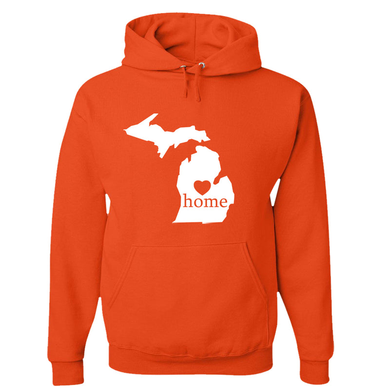 Michigan Home State Pride Hoodie