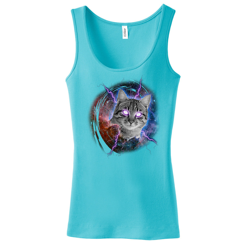 Awesome Kitty Tank Top
