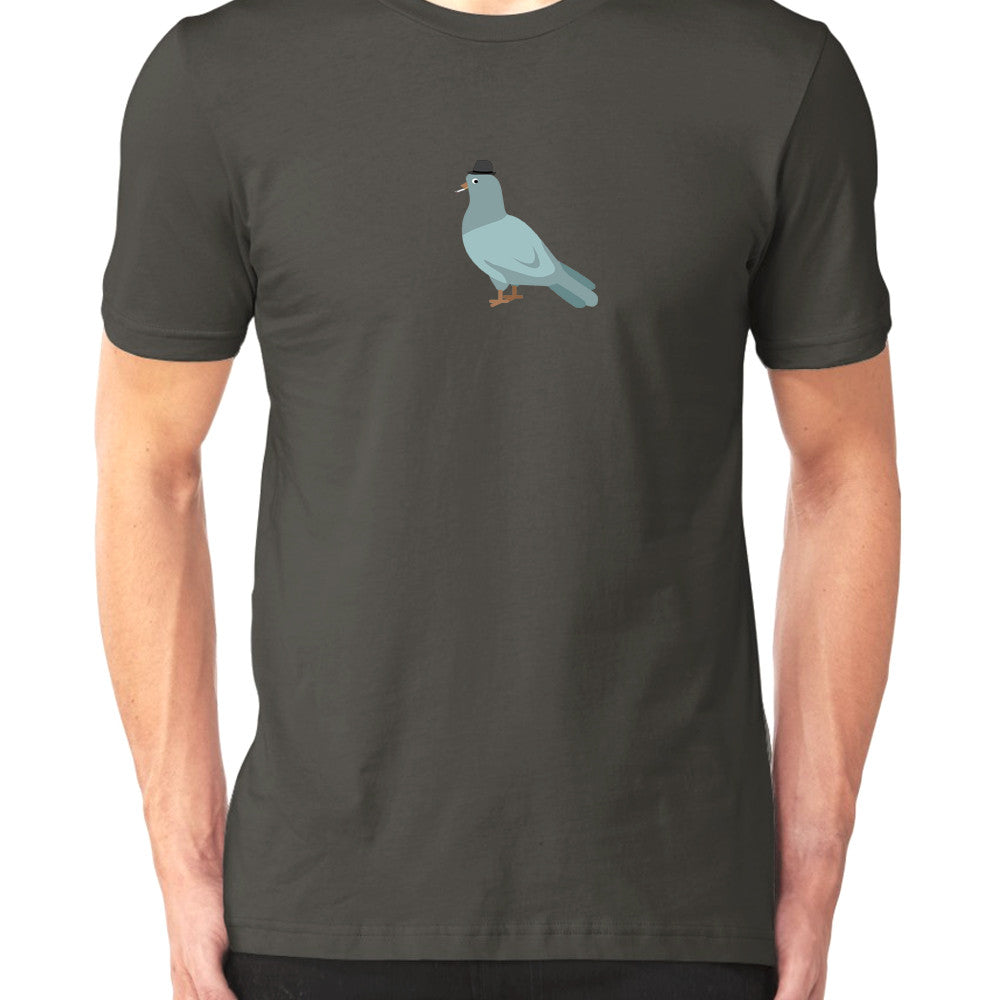 Hipster Pigeon - Tee