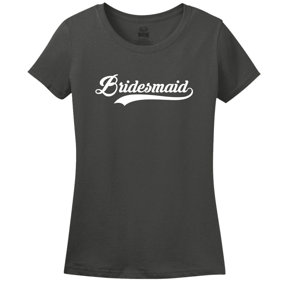 Bridesmaid Women's T-Shirt