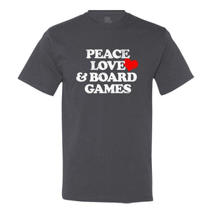 Peace, Love, and Board Games