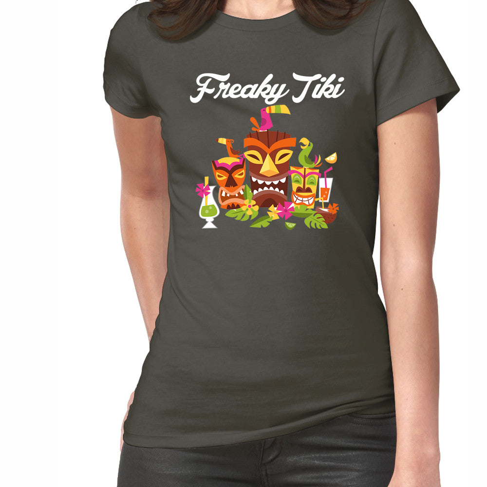 Freaky Tiki - Men's T-Shirt