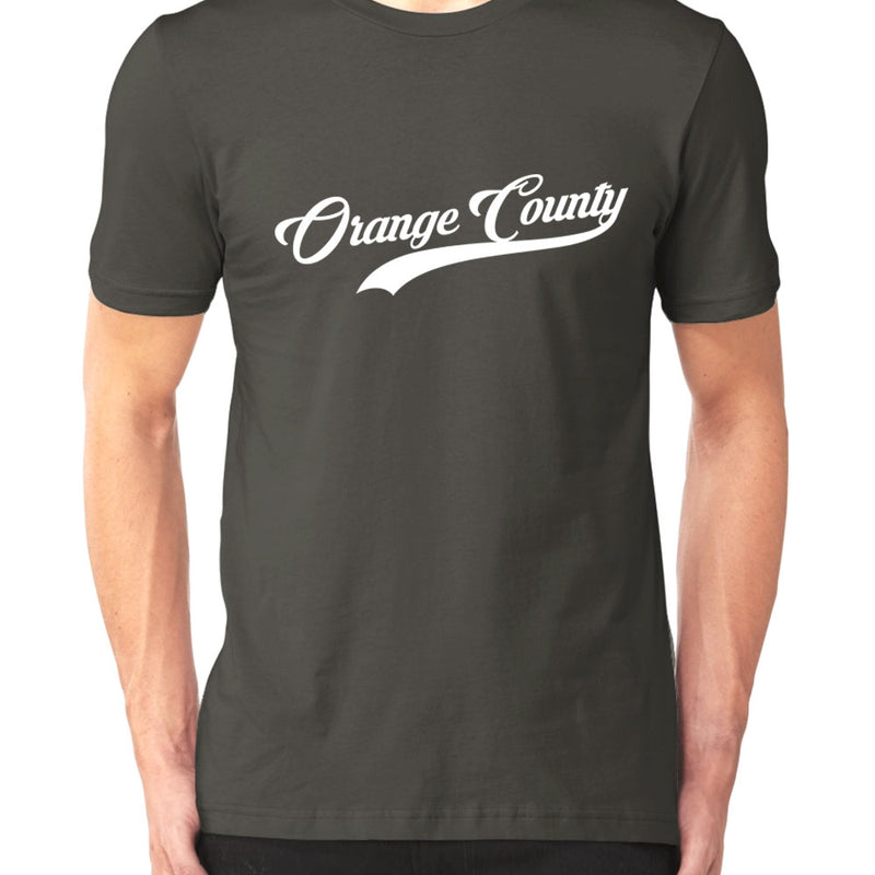Orange County, Ca Men's Or Women's T-Shirt