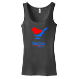 Bernie Bird Ladies Tank Top