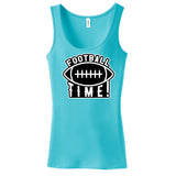 Football Time Tank Top