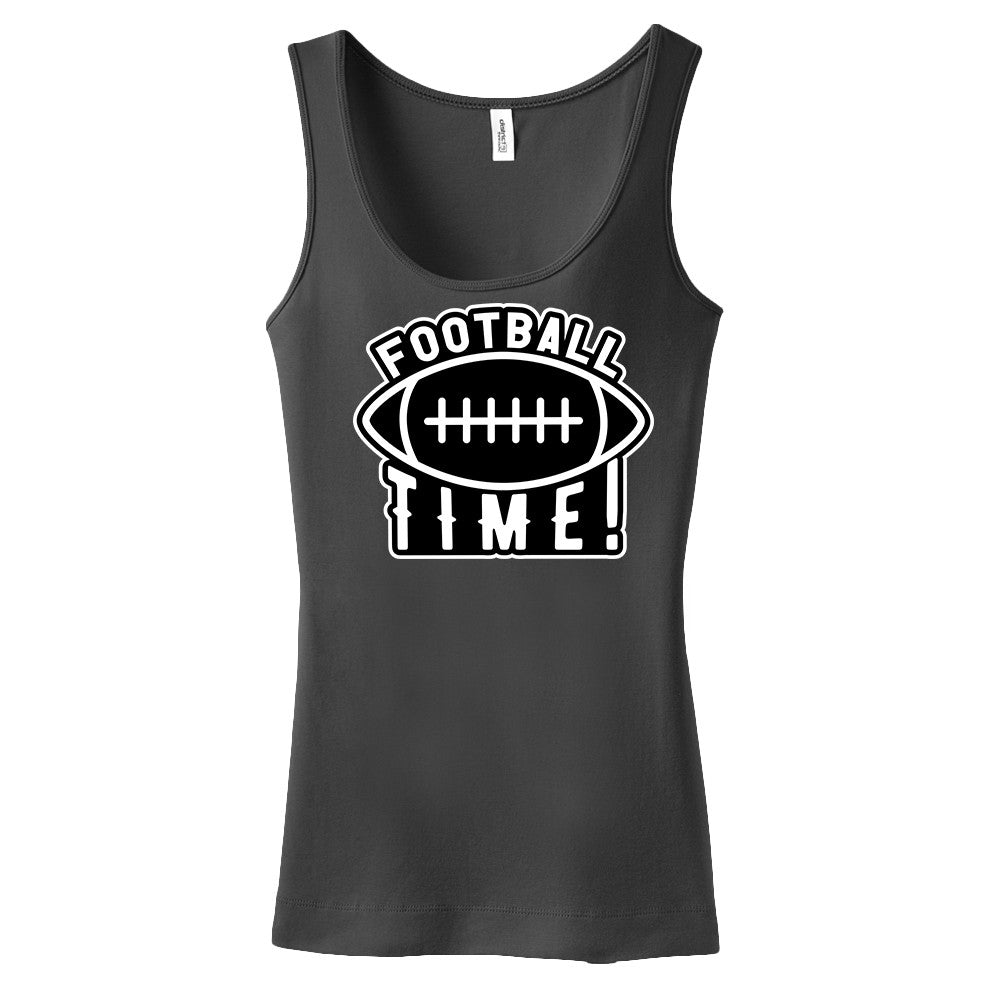 Football Time - Women's Tank Top
